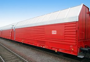 DB Cargo Logistics Equipment Hccrrs 330